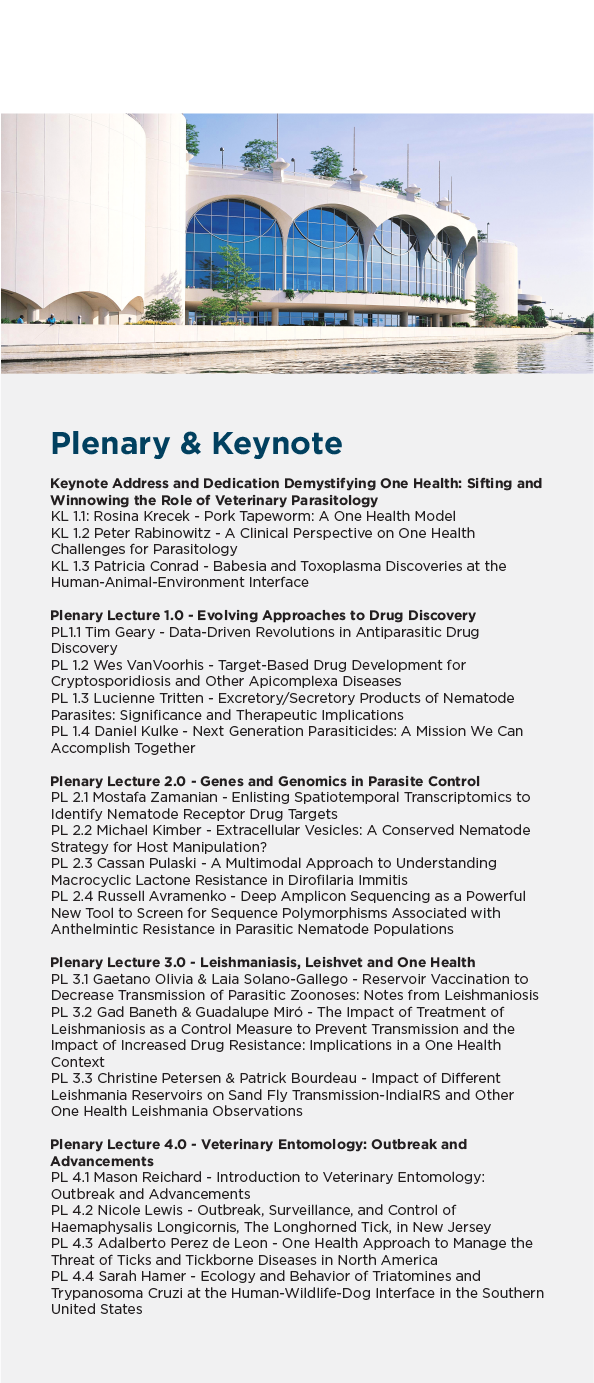 Program at a Glance - 27th Conference of the World